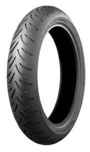 14 polegadas pneus moto Battlax SC F de Bridgestone MPN: 8032