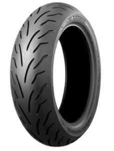 Bridgestone Battlax SC 90//80-14 49P Tubeless Rear Tyre