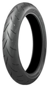 S 21 F Bridgestone EAN:3286340844017 Moottoripyörän renkaat