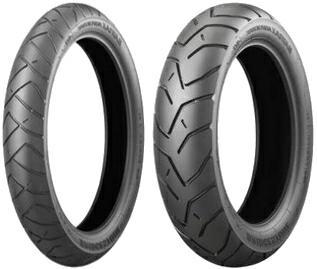 19 polegadas pneus moto Battlax Adventure A4 de Bridgestone MPN: 8468