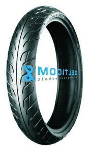 Bridgestone 120/60 R17 pneumatici moto BT92 F EAN: 3286347626814