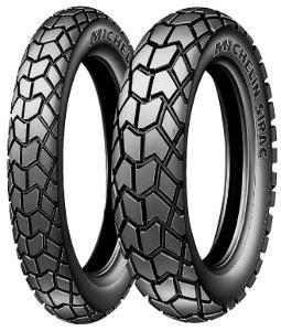 Sirac Michelin EAN:3528701049755 Motorradreifen 110/80 r18
