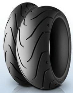 Michelin 180/55 R17 Reifen für Motorräder Scorcher 11 EAN: 3528702060308