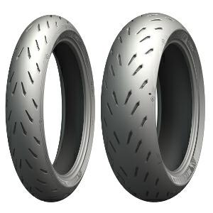 Michelin 180/55 ZR17 tyres for motorcycles Power RS+ EAN: 3528704656578