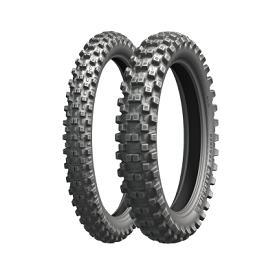 19 tommer mc dæk Tracker fra Michelin MPN: 505893