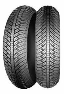 Michelin 90/80 16 tyres for motorcycles City Grip Winter EAN: 3528706100789