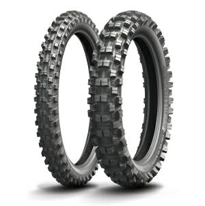 19 polegadas pneus moto Starcross 5 de Michelin MPN: 643728
