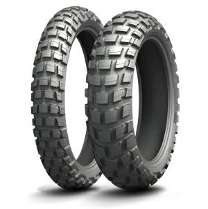 Michelin 170/60 R17 tyres for motorcycles Anakee Wild EAN: 3528709998437