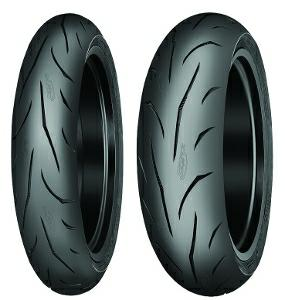 SportForce + Mitas Supersport Strasse Reifen