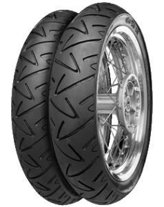 ContiTwist SM Continental EAN:4019238267242 Reifen für Motorräder 100/80 r17