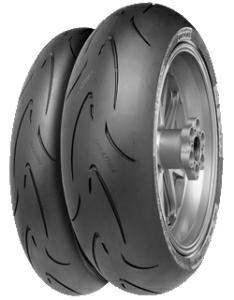 Continental 190/55 ZR17 Reifen für Motorräder ContiRaceAttack Comp EAN: 4019238547924