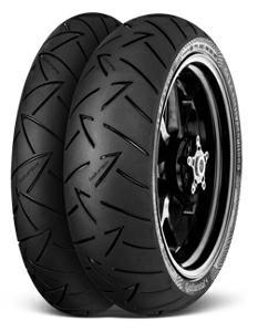 Continental 180/55 ZR17 Reifen für Motorräder ContiRoadAttack 2 EV EAN: 4019238633269