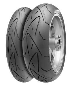 Continental 180/55 ZR17 Reifen für Motorräder ContiSportAttack EAN: 4019238670684