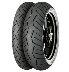Continental 190/50 ZR17 Reifen für Motorräder ContiRoadAttack 3 EAN: 4019238780239