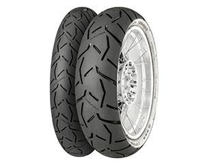 Continental 190/55 ZR17 Reifen für Motorräder ContiTrailAttack 3 EAN: 4019238813685