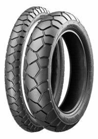 Heidenau 130/80 17 tyres for motorcycles K76 EAN: 4027694130673