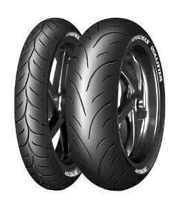 Dunlop 120/70 ZR17 Reifen für Motorräder Sportmax Qualifier EAN: 4038526261830