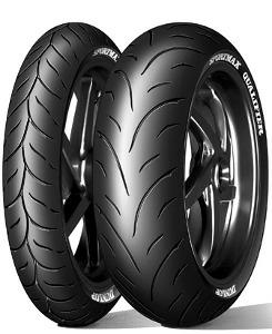 Sportmax Qualifier Dunlop Supersport Strasse Reifen