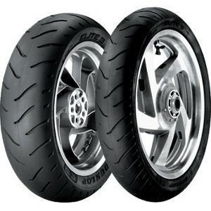 Elite 3 Dunlop Chopper / Cruiser Reifen