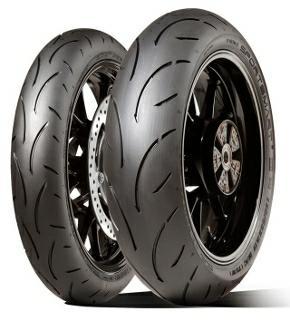 Sportmax Sportsmart Dunlop EAN:5452000458452 Moottoripyörän renkaat