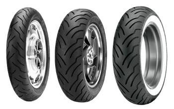 American Elite Dunlop EAN:5452000665621 Pneus motocicleta