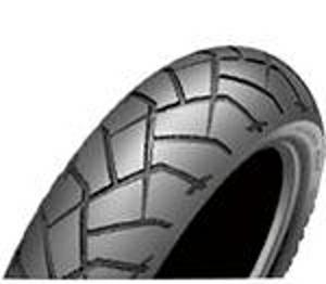 Dunlop 120/70 ZR17 Reifen für Motorräder D609 F EAN: 5452000671745