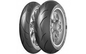Dunlop 120/70 ZR17 Reifen für Motorräder Sportmax Sportsmart EAN: 5452000676351