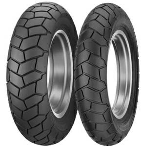 Motorcycle All-season tyres Dunlop D 429 F H/D 150/80 R16 73H
