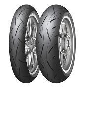 Dunlop 180/55 ZR17 Reifen für Motorräder Sportmax Roadsport I EAN: 5452000821669