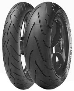 Sportec M3 Metzeler EAN:8019227172904 Reifen für Motorräder 120/70 r17