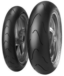Metzeler 180/55 ZR17 Reifen für Motorräder Racetec Interact EAN: 8019227186994