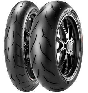 Pirelli 180/55 ZR17 Reifen für Motorräder Diablo Rosso Corsa EAN: 8019227192773