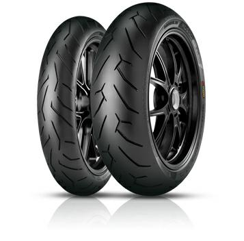 17 Zoll Motorradreifen Diablo Rosso II von Pirelli MPN: 2070300