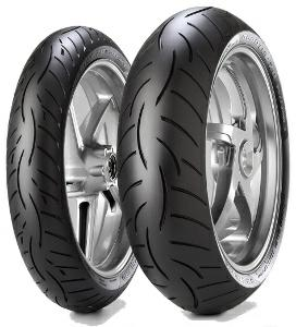 Metzeler 180/55 R17 Reifen für Motorräder ROADTECZ8O EAN: 8019227228380
