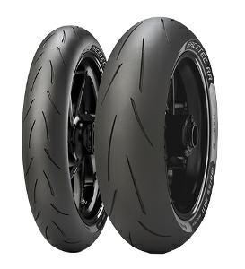 Racetec RR Metzeler EAN:8019227252590 Reifen für Motorräder 180/55 r17