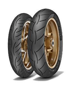 Sportec Street Metzeler EAN:8019227271539 Reifen für Motorräder 110/70 r17