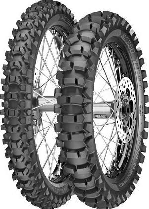 Metzeler 100/90 19 Reifen für Motorräder MC360 EAN: 8019227276299