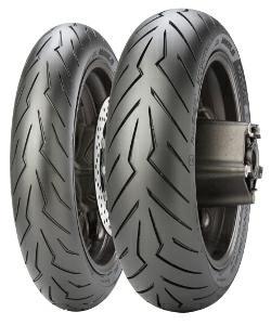 Pirelli Diablo Rosso Scooter 120/80 14 pneus de verão para motocicletas 8019227276879