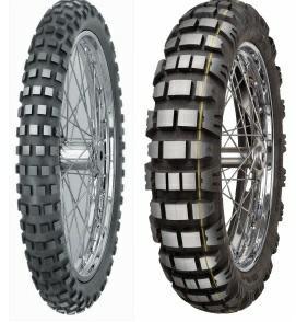 E-09 Mitas EAN:8590341007988 Reifen für Motorräder 110/80 r18