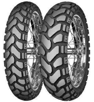 E-07+ Mitas EAN:8590341113009 Reifen für Motorräder 130/80 r17