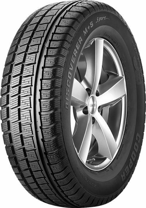 Cooper DISCOVERER M+S SPORT 5037703 car tyres