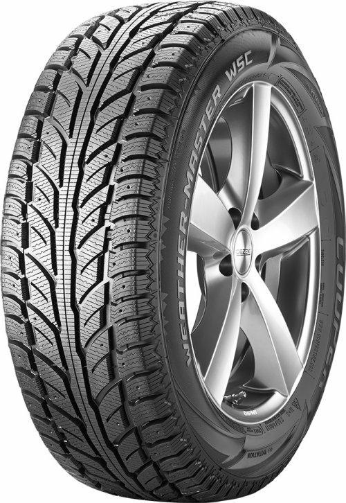 Los neumáticos especiales para todoterrenos Cooper 215/70 R16 Weathermaster WSC Neumáticos de invierno 0029142813026