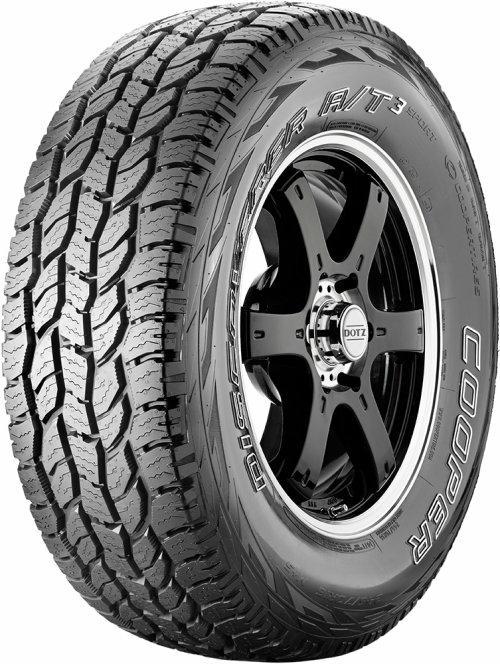 DISCA/T3SX Cooper A/T Reifen OWL Reifen