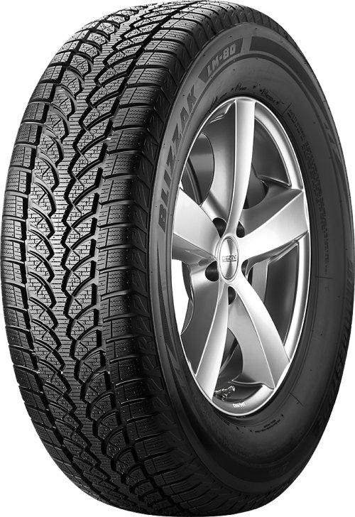 Blizzak LM-80 5376 MAYBACH 62 Winter tyres