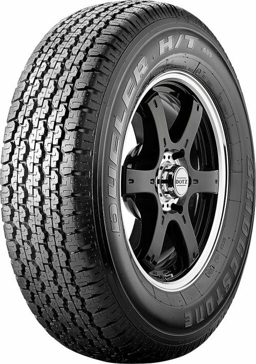 Bridgestone Dueler 689 H/T 7012 car tyres