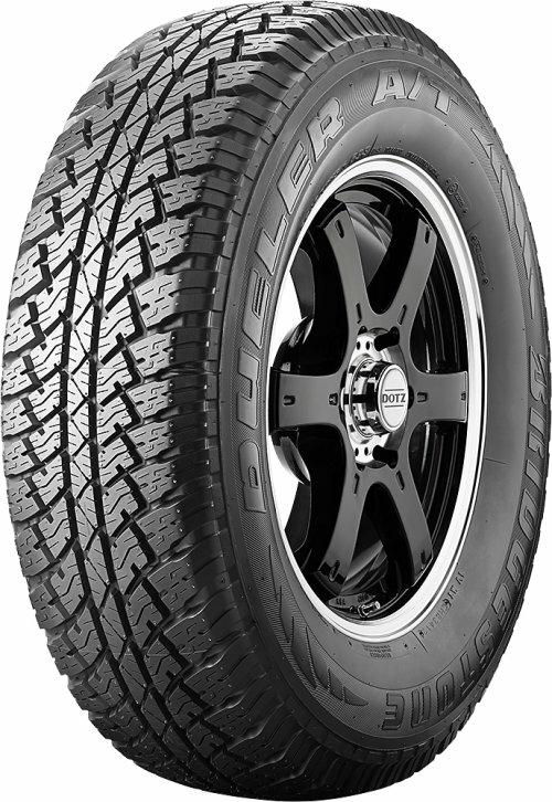 Bridgestone 165/70 R14 all terrain tyres Dueler A/T 693 II EAN: 3286340761710