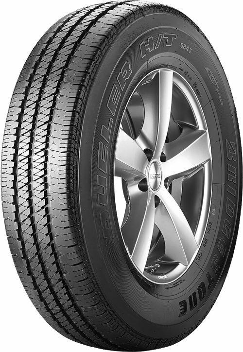 Dueler H/T 684 II Ec Bridgestone H/T Reifen BSW Reifen