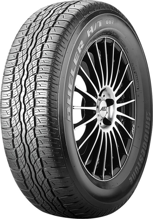 Dueler H/T 687 225/70 R16 von Bridgestone