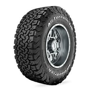 BF Goodrich 235/70 R16 all terrain tyres ALLTAKO2 EAN: 3528700857535