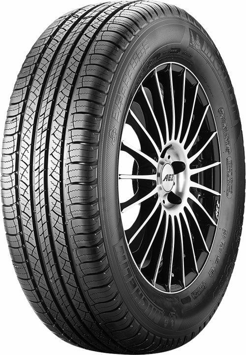 Latitude Tour Michelin tyres